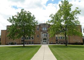 Picture of Sharon Springs Schoolfront