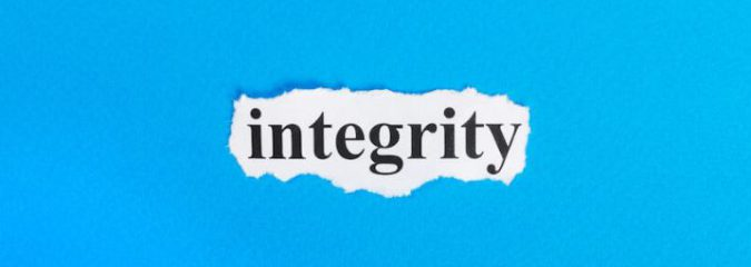 Students Who Demonstrate Integrity