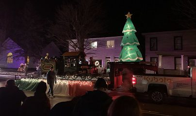 SSCS Tree Lighting and Parade