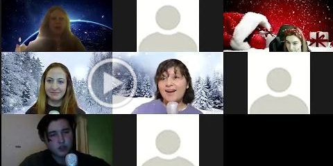 Christmas Shorts On-Line and Virtual Winter Concert